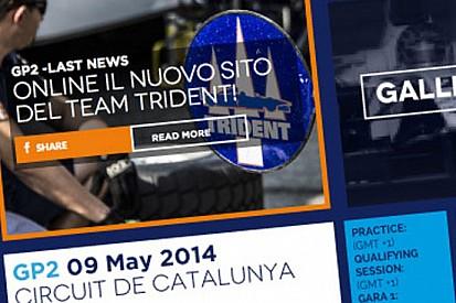 Online il nuovo sito della Trident Racing