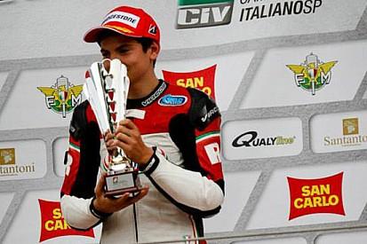 Lorenzo Gabellini si lega alla Delta Racing