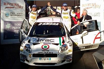 Rally Riviera Ligure: Chentre rispetta i pronostici