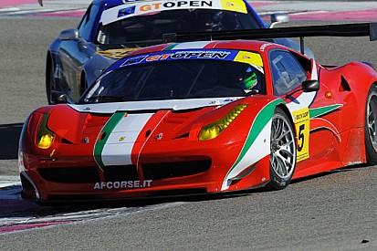 Le Ferrari dominano la Winter Series del Paul Ricard