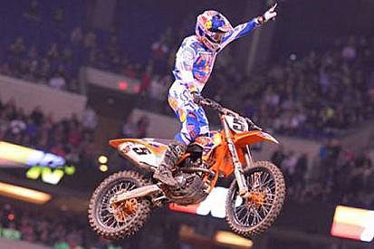 Ryan Dungey diventa il quinto vincitore del 2014