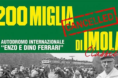 Cancellata la 200 Miglia di Imola Classic 2014
