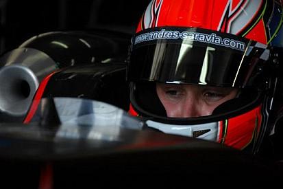 Il guatemalteco Saravia firma con RP Motorsport