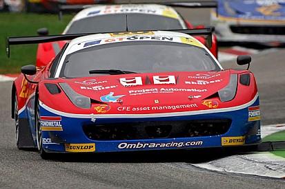 Ombra si schiera al via con due Ferrari 458 GT3