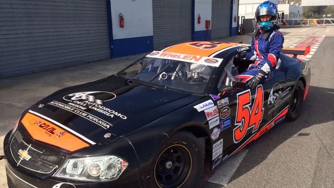 NASCAR Whelen: test con la CAAL per la Linossi