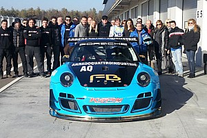 Glauco Solieri al via con la Krypton Motorsport