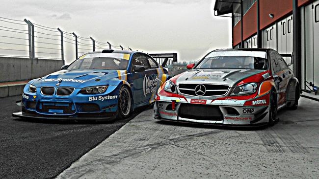 MTCC: test di comparazione fra BMW e Mercedes