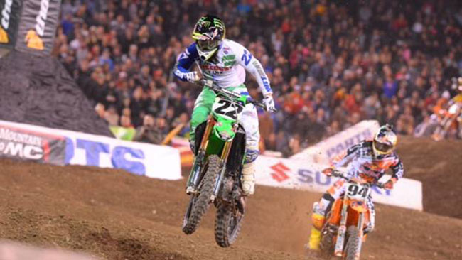 Chad Reed concede il bis ad Anaheim
