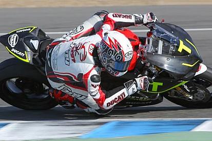 Ondrej Jezek si lega al Barni Racing Team