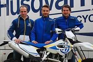 Manuel Monni firma con Husqvarna - RS Moto