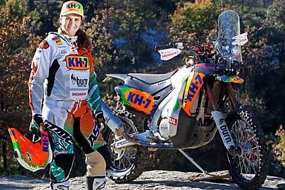 Laia Sanz pronta a dare l'assalto alla Dakar 2014