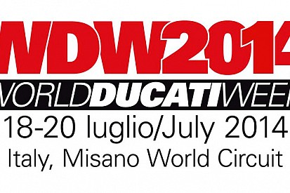 Definite le date della World Ducati Week 2014