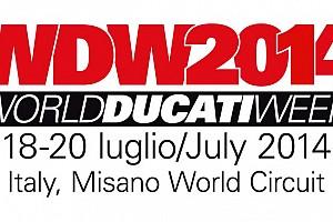 Definite le date della World Ducati Week 2014