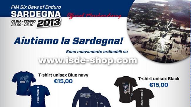 La 6 Giorni di Enduro raccoglie fondi per la Sardegna