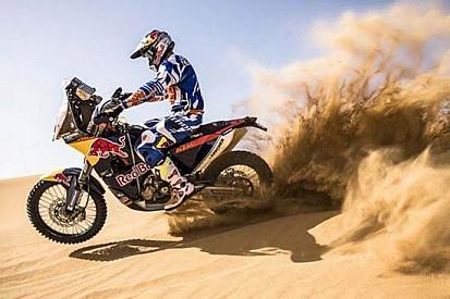 Dakar 2014: 15 italiani al via tra le moto