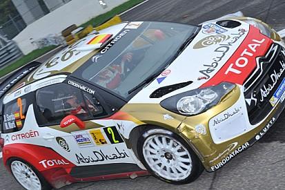 Dani Sordo vince il Monza Rally Show