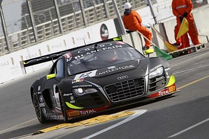 L'Audi di Rast e Mayr-Melnhof vince Gara 1 a Baku