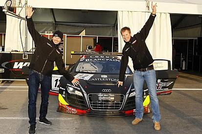 René Rast porta in vetta l'Audi nelle Libere 2 a Baku