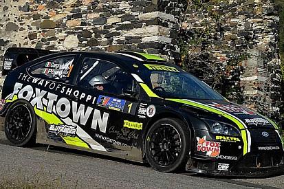 Rally Due Valli a Porro, Finale di Coppa Italia a Chentre
