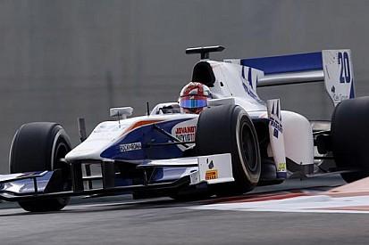 Marciello subito il più veloce nei test GP2 di Abu Dhabi!