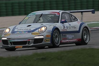 Davide Roda campione anche nella GT3 Cup