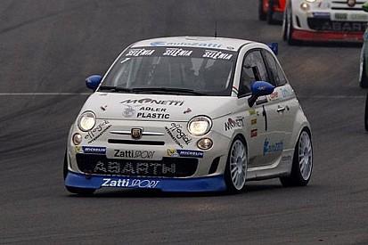Alex Campani campione sia in Europa che in Italia