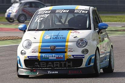 Pole position per Alex Campani a Monza