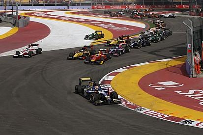 La GP2 annuncia le squadre per il triennio 2014-2016