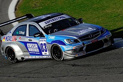 Biagi comunque soddisfatto del debutto in Mercedes