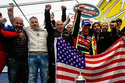 Vilarino ancora campione della Euro-NASCAR