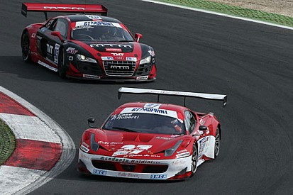 Dominio Ferrari in gara 1, ma Schoffler è campione!