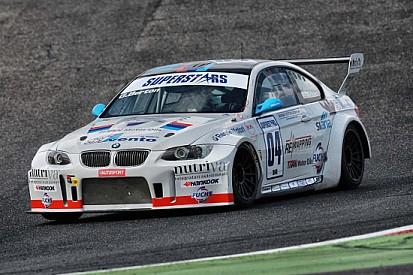 A Vallelunga prima pole position di Giovanni Berton