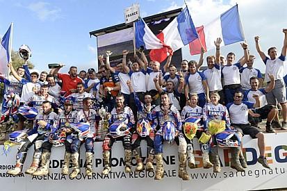 La Francia domina la 6 Giorni di Enduro 2013