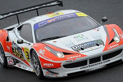 Andrea Montermini festeggia il titolo a Monza!