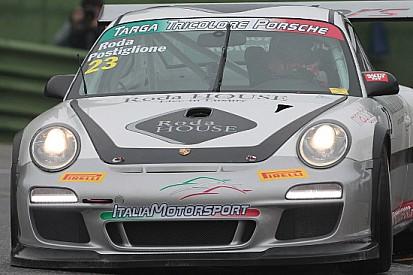 Roda e Postiglione i poleman del Trofeo GT Open Cup