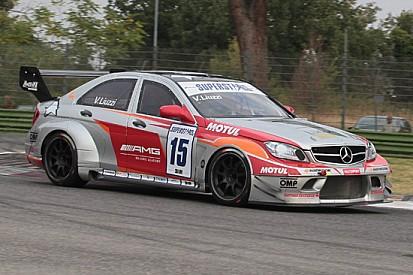 Imola, Libere 2: Liuzzi nella tripletta Mercedes