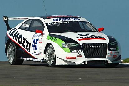 Di Benedetto e Cipriani debuttano con l'Audi ad Imola