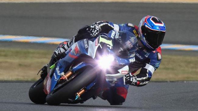 Suzuki S.E.R.T. in pole alla 24 Ore di Le Mans