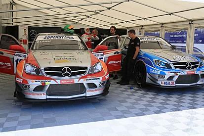 Test ok per le Mercedes in vista del round di Imola
