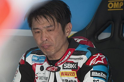 Noriyuki Haga torna in pista nel British Superbike