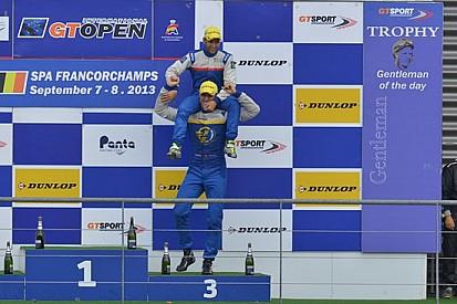 Stefano Costantini conquista il podio a Spa