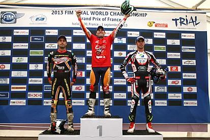 Toni Bou festeggia il suo settimo Mondiale Trial!