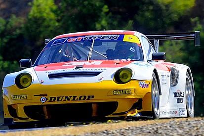 Schirò piazza la Porsche in pole in gara 1 a Jerez