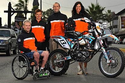 Nicola Dutto: il paraplegico che ha finito la Baja 500!