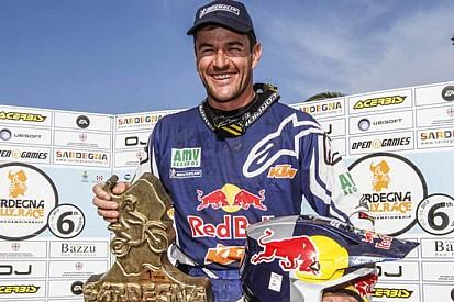 Terzo centro di Marc Coma al Sardegna Rally Race