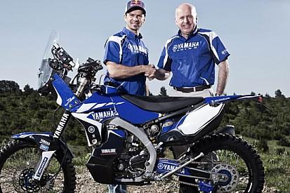Cyril Despres passa alla Yamaha per la Dakar 2014!