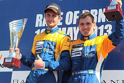 Il Team Ukraine si lancia nella corsa al titolo