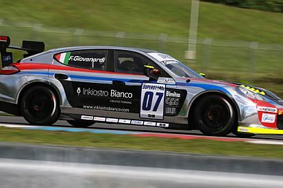 Brno, Libere 2: Giovanardi riporta in auge la Porsche