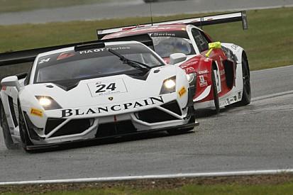 Dopo la pole arriva anche la vittoria per la Lamborghini