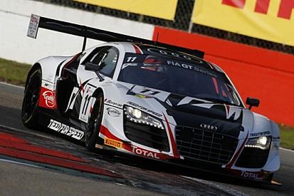 L'Audi sfrutta l'errore e va a vincere a Zolder